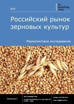 Российский рынок зерновых культур