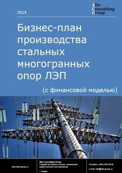 Компания Alto Consulting Group разработала бизнес-план производства стальных многогранных опор ЛЭП для Амурской области