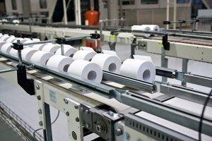 Отечественные производители продолжают вытеснять импортную продукцию с рынка туалетной бумаги