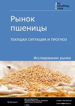 Рынок пшеницы. Текущая ситуация и прогноз 2017-2021 гг.