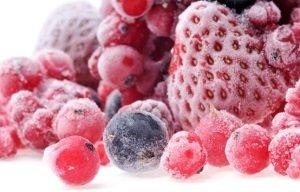 Производство замороженных ягод и фруктов в России в 2016 году наращивает темпы