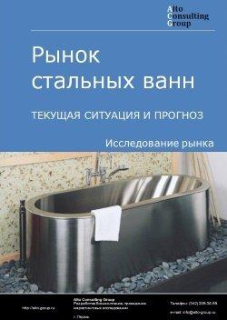 Рынок стальных ванн. Текущая ситуация и прогноз 2019-2023 гг.