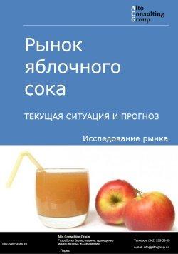 Рынок яблочного сока. Текущая ситуация и прогноз 2018-2022 гг.