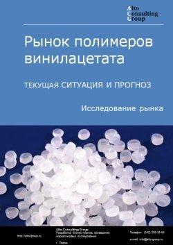 Рынок полимеров винилацетата. Текущая ситуация и прогноз 2019-2023 гг.