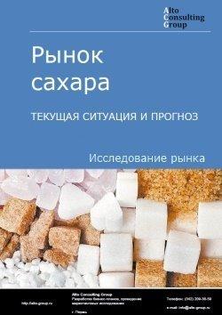 Рынок сахара. Текущая ситуация и прогноз 2019-2023 гг.