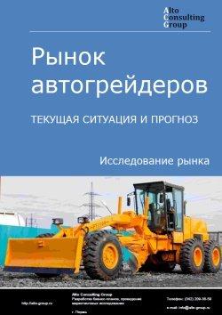 Рынок автогрейдеров. Текущая ситуация и прогноз 2019-2023 гг.