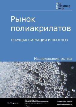 Рынок полиакрилатов. Текущая ситуация и прогноз 2019-2023 гг.