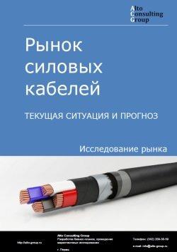 Рынок силовых кабелей. Текущая ситуация и прогноз 2019-2023 гг.