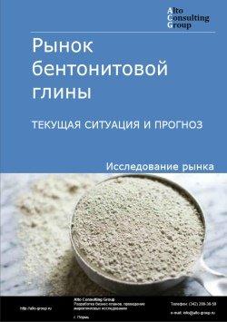 Рынок бентонитовой глины. Текущая ситуация и прогноз 2019-2023 гг.