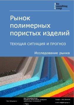Рынок полимерных пористых изделий. Текущая ситуация и прогноз 2019-2023 гг.