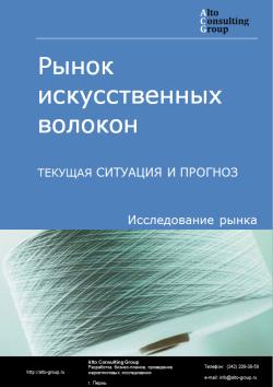Рынок искусственных волокон. Текущая ситуация и прогноз 2019-2023 гг.